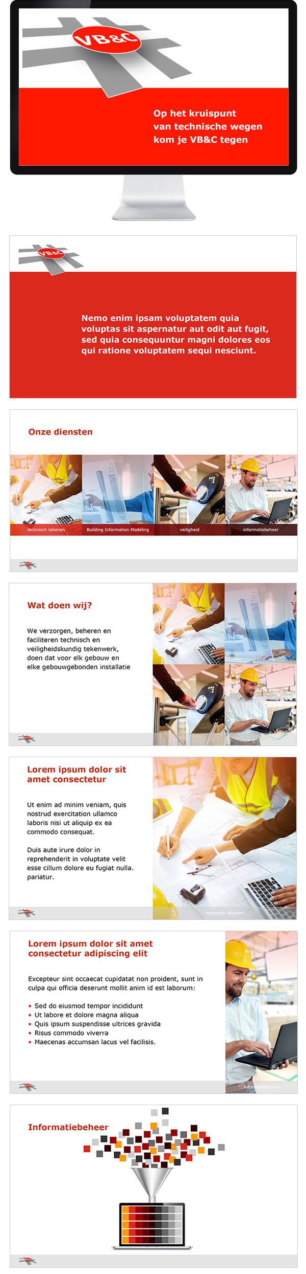 PowerPointpresentatie VB&C